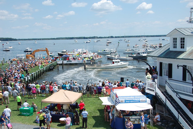 Festival: Watermen's Appreciation Day at CBMM