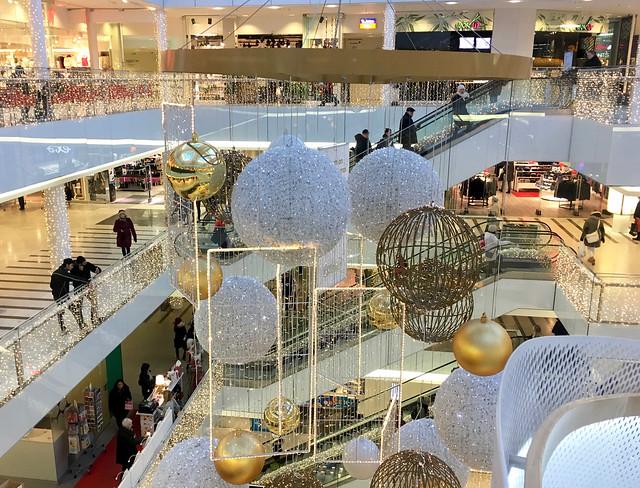 Joululoma Helsingissä