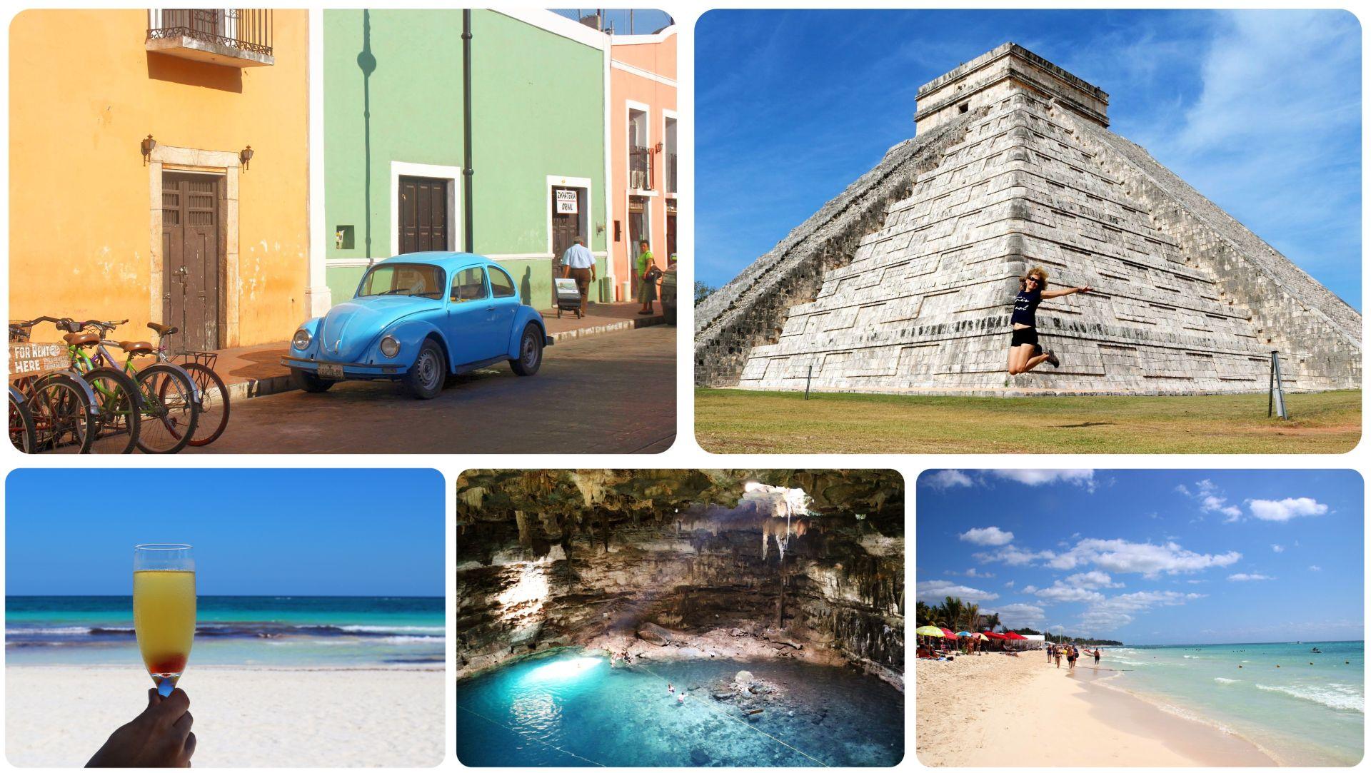 Yucatan Road Trip Mexico