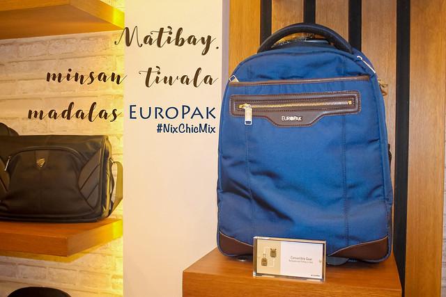 EuroPak Cover