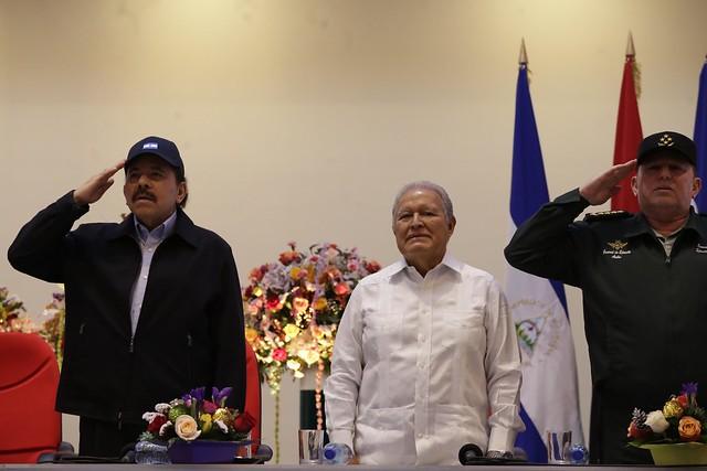 Ceremonia de Graduación de Policia Nacional de Nicaragua