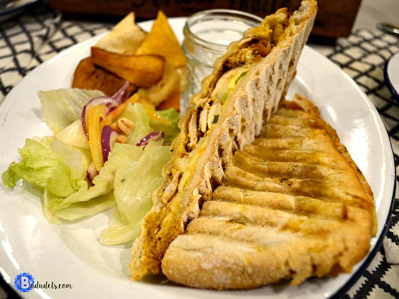 Piri-Piri Cubano sandwich