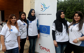 LEBANON – Supporting volunteers to be change-makers