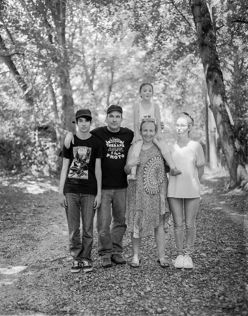 Portrait s de Familles