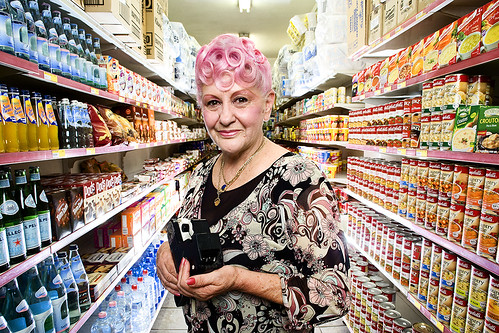 Dianne  - Cashier, Victoria Mart | by Paul Gosney