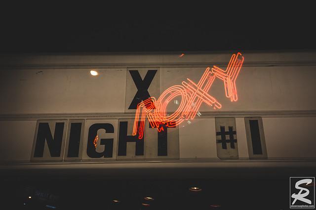 X @ The Roxy