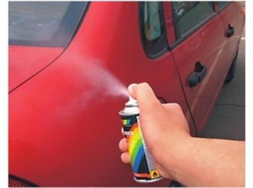 Как красить баллончиком авто своими руками 98