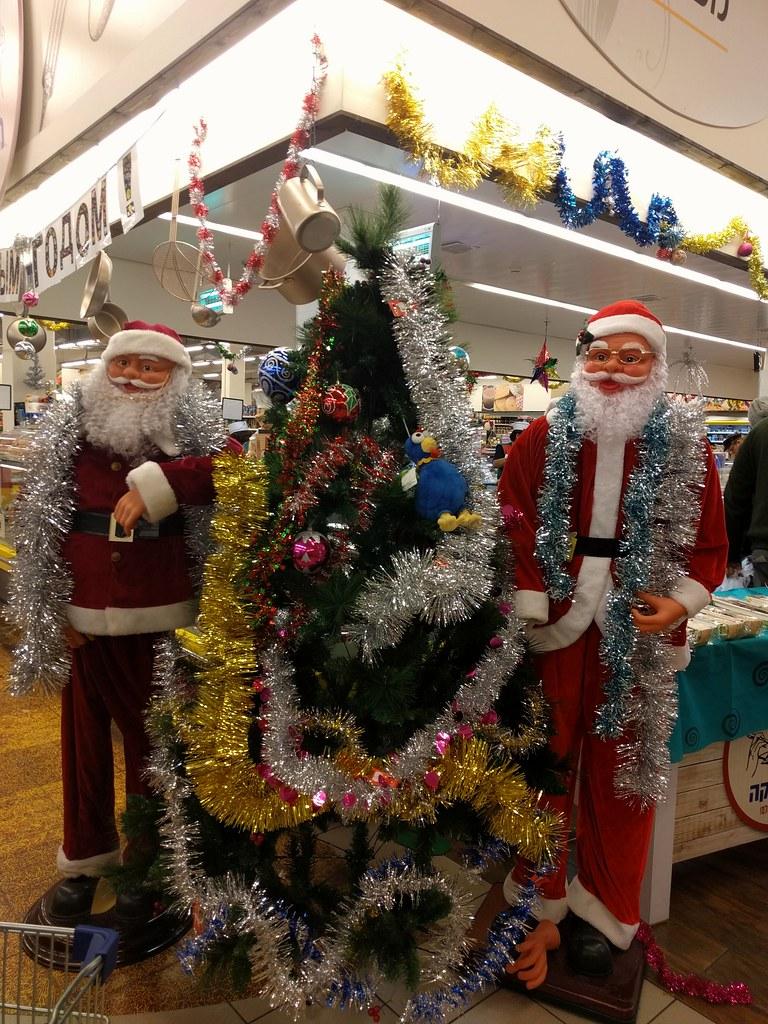 Дед Морозы-братья