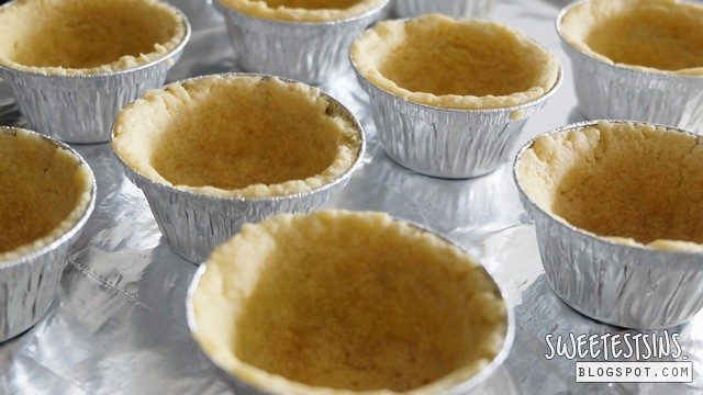 baked cheese tart recipe