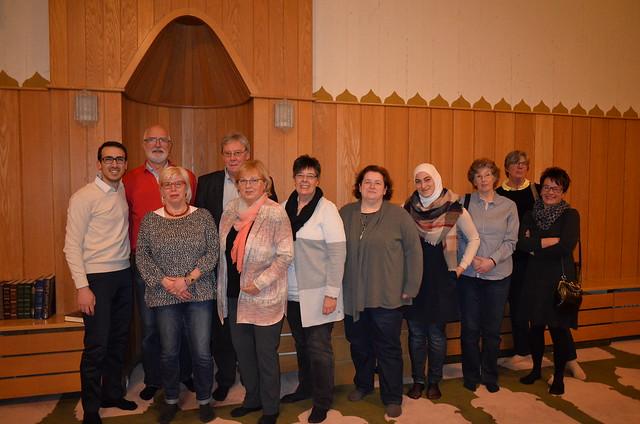 Besuch der Bilal-Moschee in Aachen