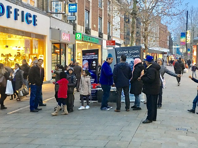 2016-December-18-LEAFLETING-Leafleting at Whitgift Centre, Croydon, London