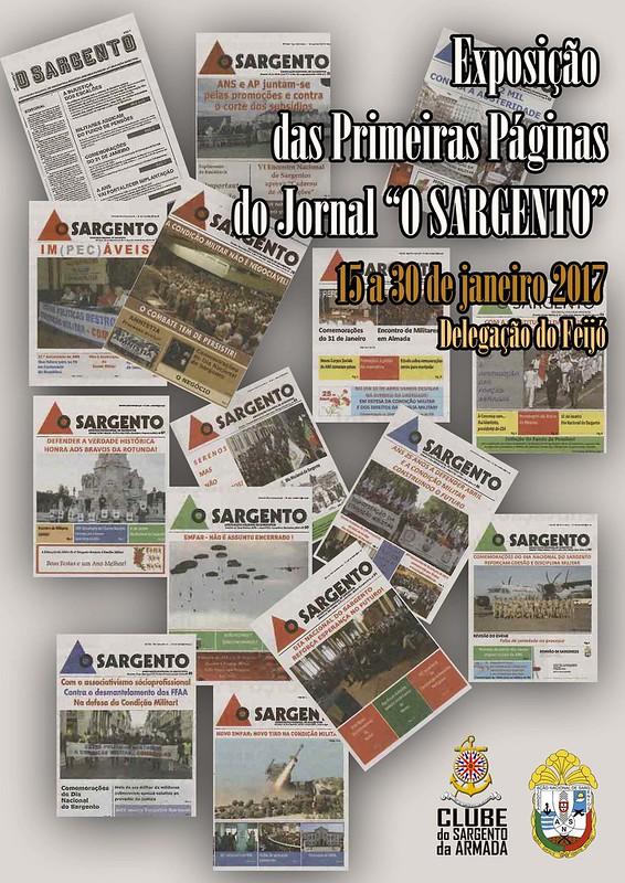 A4 - Primeiras Páginas O SARGENTO