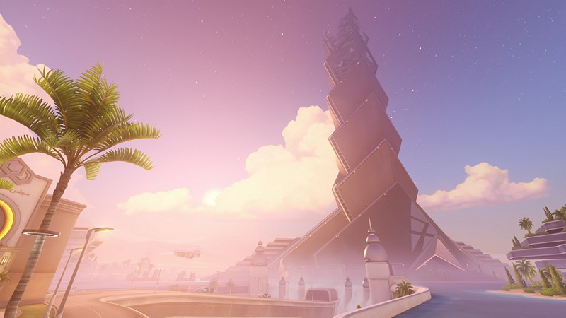 Nuevo Mapa de Overwatch: Oasis - ¡Ya disponible!