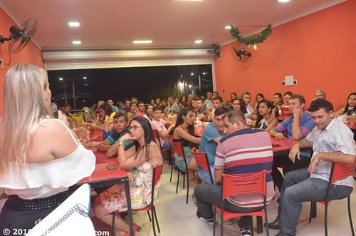 Câmara Municipal de Pires Ferreira promove confraternização de vereadores e funcionários