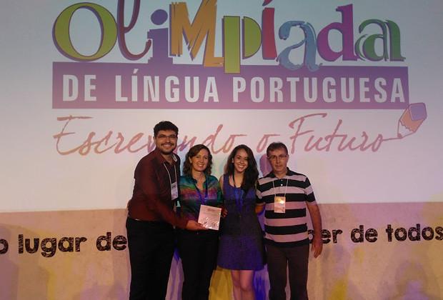 Alunas de Etecs são destaque na Olimpíada de Língua Portuguesa