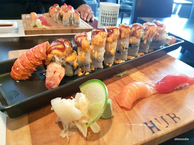 Hub Sushi Fusion Japanese Restaurant sushi