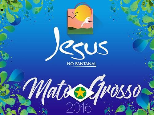 Jesus no Pantanal (MT) 2016