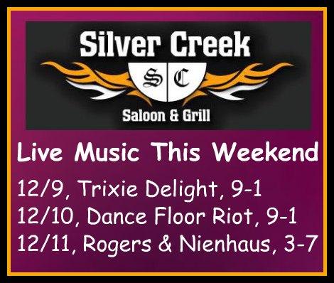 Silver Creek Poster 12-9-16