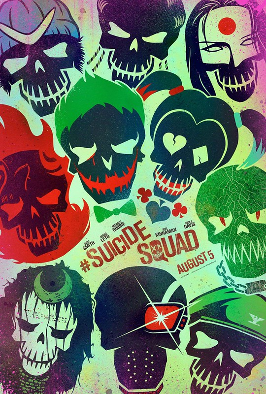 Suicide Squad - Poster 1