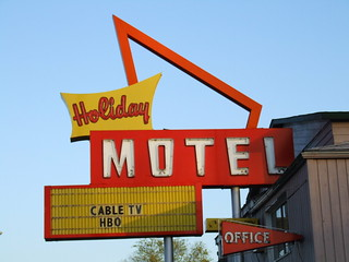 Holiday Motel | by Curtis Gregory Perry