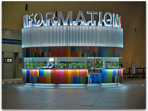 Information Desk, Tokyo