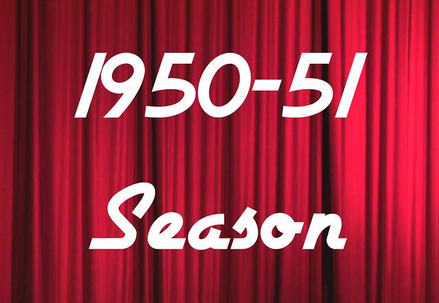 1950-51 Season