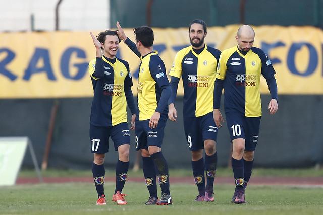 Santarcangelo - Albinoleffe 2-0