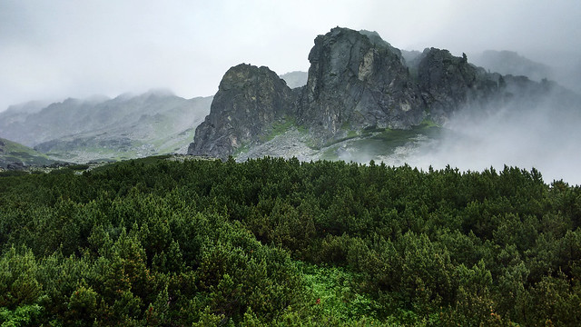 Best Photos Of 2016: High Tatras National Park, Slovakia