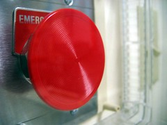 Big Red Button | by chrischappelear