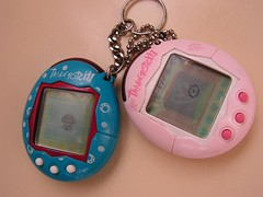 how to create an infnrared tamagotchi