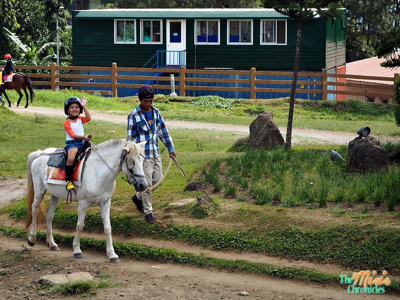 sky ranch tagaytay horseback riding