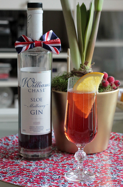 3 ideas with Sloe Gin
