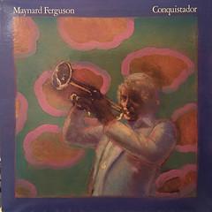 MAYNERD FERGUSON:CONQUISTADOR(JACKET A)