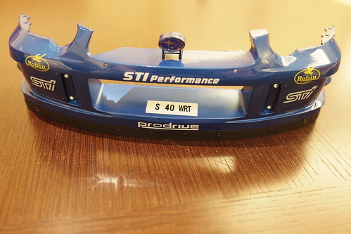 Subaru Impreza WRC2003 model Hachette Collections Japan 26