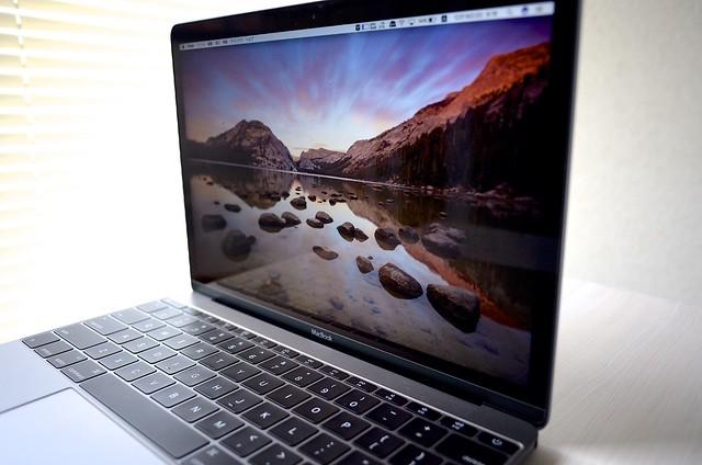 MacBook12inch(2016)