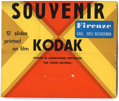 souvenir slides packet | by maraid