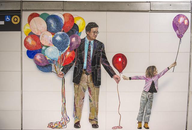 72ndStreet: Vik Muniz, Perfect Strangers