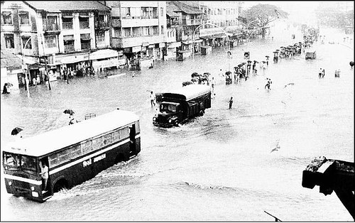 Old Mumbai Monsoon Photos