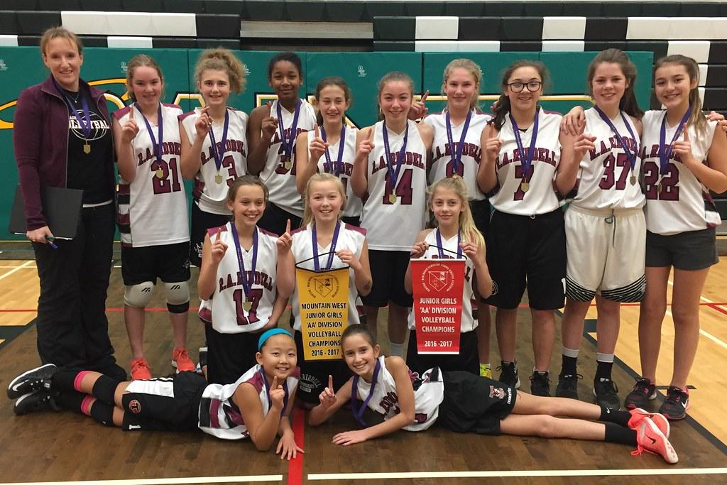 2016-17 Girls Elementary Volleyball Championship