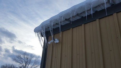 Slanted Icicles