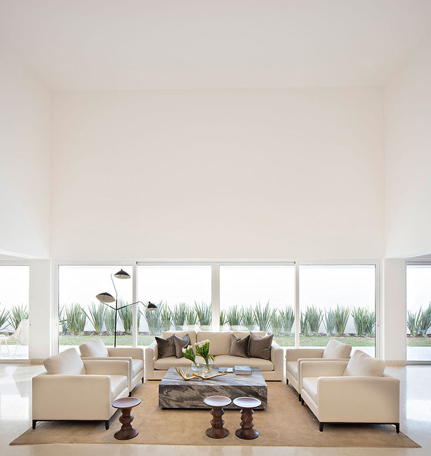 A modern Mexican residence Domus Aurea 6