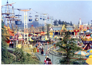Disneyland in 1957 | by Brinas mom