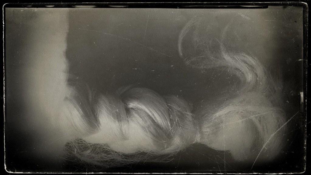 Doll hair-9330