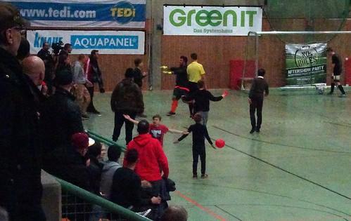 Dortmunder Hallenstadtmeisterschaft, Vorrunde 3+4 Wellinghofen