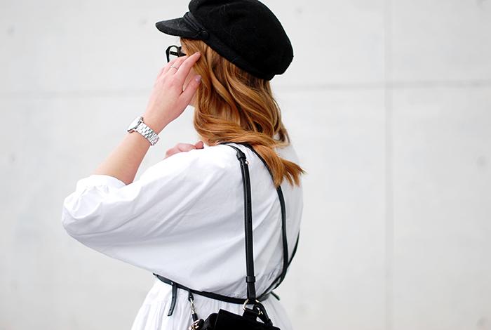 Blusenkleid-Chloe-Backpack