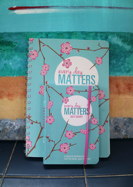 Every Day Matters Diary 2017