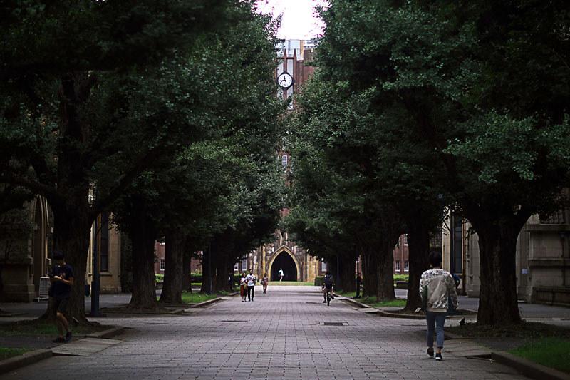 文京区 東京大学本郷キャンパス