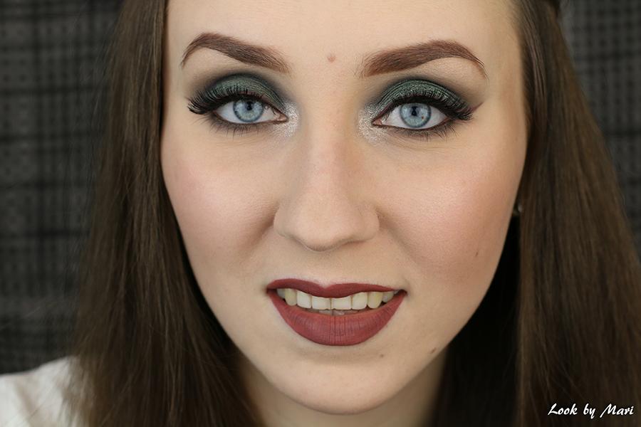 5 kat con d lolita swatch on the lips fair skin lolita huulilla vaalealla iholla kokemuksia review väri color
