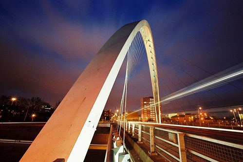 Hulme Arch | by mr phillip