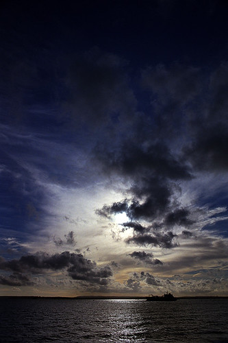 Solent Sky | by Trevor Hare